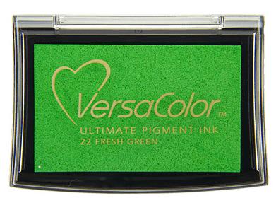 versacolor fresh green