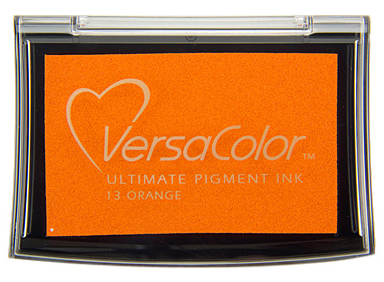 versacolor orange