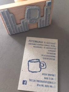 visitekaartjes-stempel