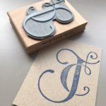 monogram-stempel