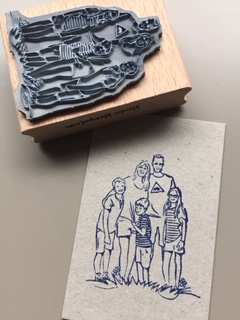 familie stempel