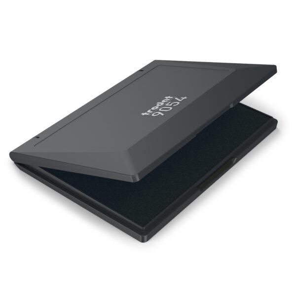 stempelkussen 21 x 14,8 cm zwart
