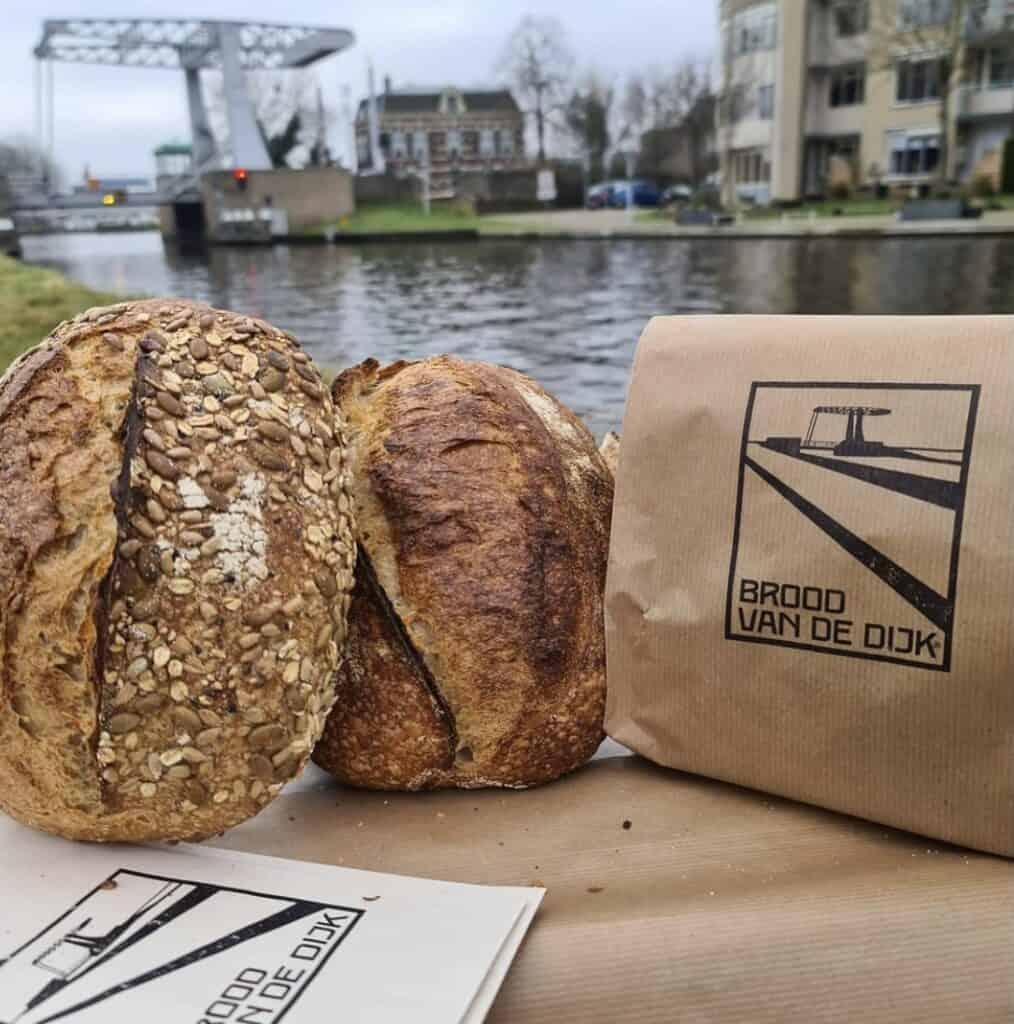 stempel voor broodzakken