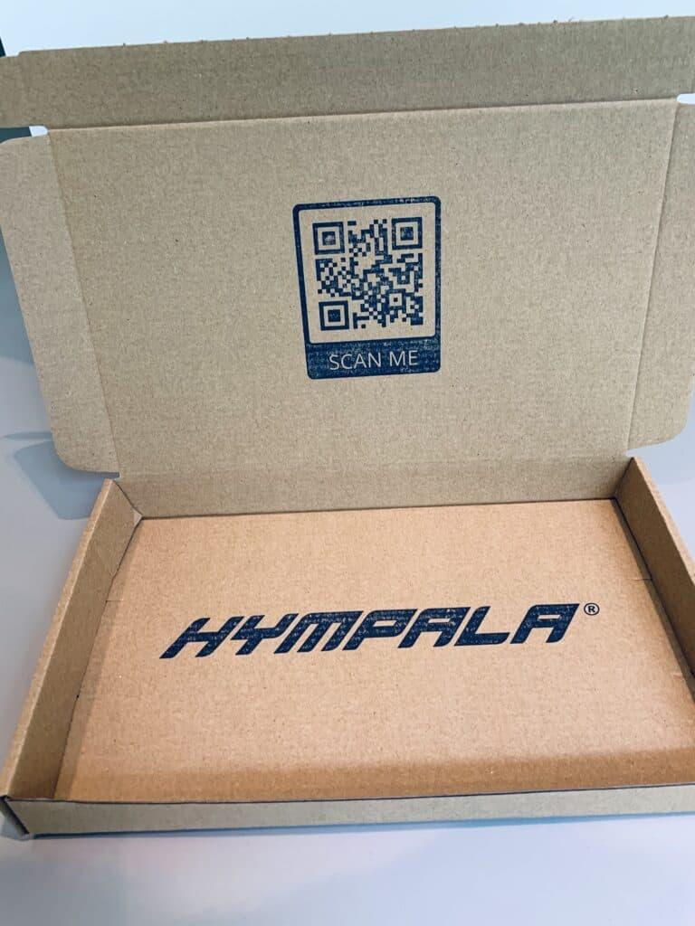 stempel voor verpakking
